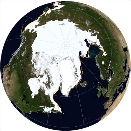 Arctic Maximum Extent